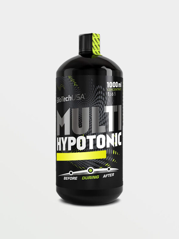 BIOTECH USA Multi Hypotonic 1000ml Lemon