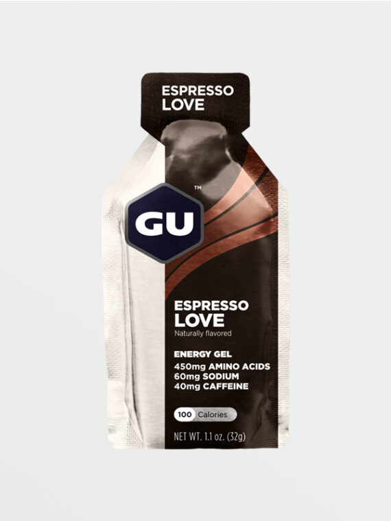 GU Energy Gel Espresso Love 32g