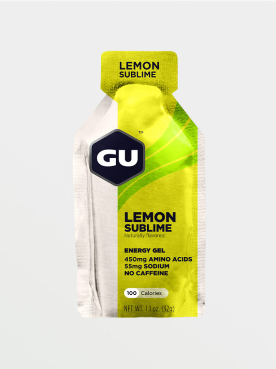 GU Energy Gel Lemon Sublime 32g