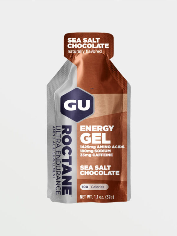 GU Roctane Energy Gel Sea Salt Chocolate 32g