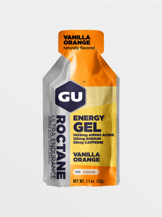 GU Roctane Energy Gel Vanilla Orange 32g