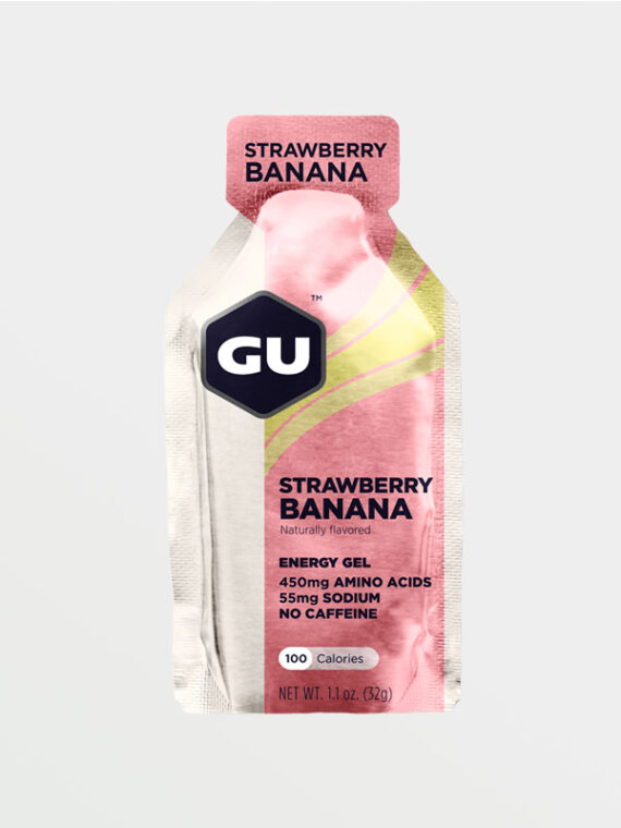 GU Energy Gel Strawberry Banana 32g