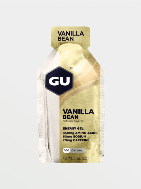 GU Energy Gel Vanilla Bean 32g