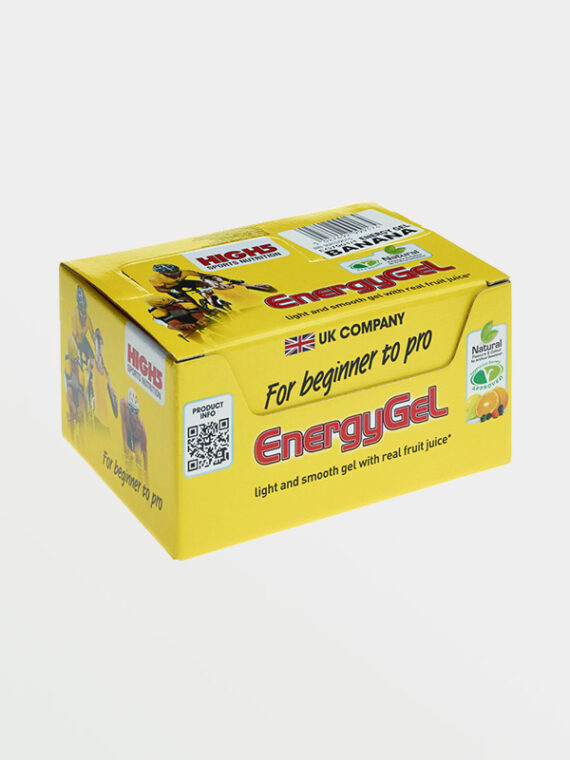 HIGH5 Energy Gel Banana 20x40g