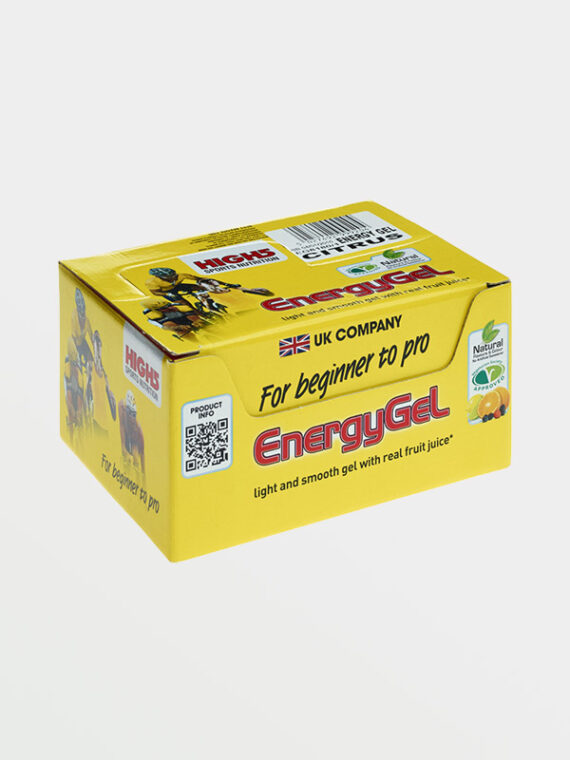 HIGH5 Energy Gel Citrus 20x40g
