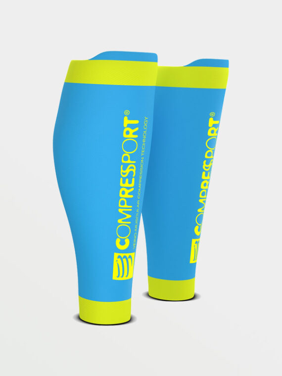 COMPRESSPORT R2 V2 Calf Sleeve Ice Blue