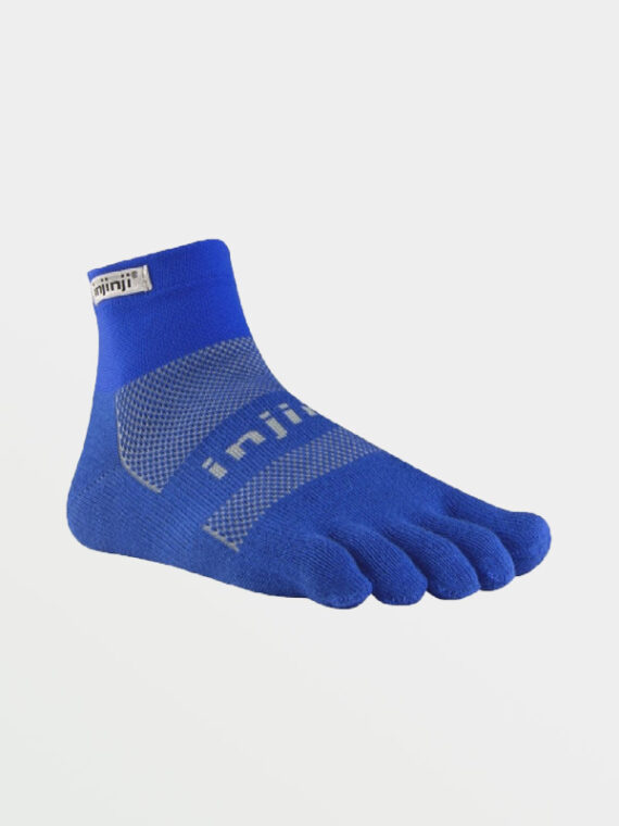 INJINJI Run 2.0 Original Weight Mini Crew Blue