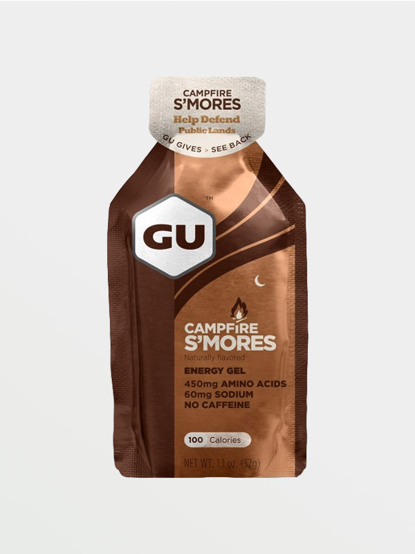 GU EnergyGel Campfire S'Mores
