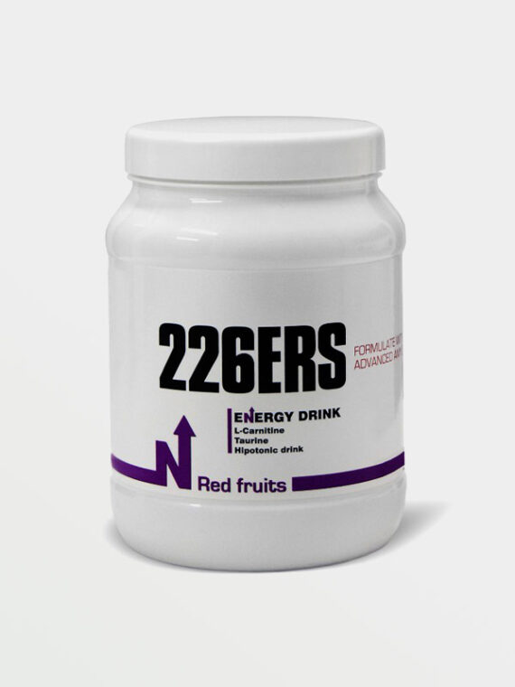 226ERS Energy Dring Red Fruits 500g