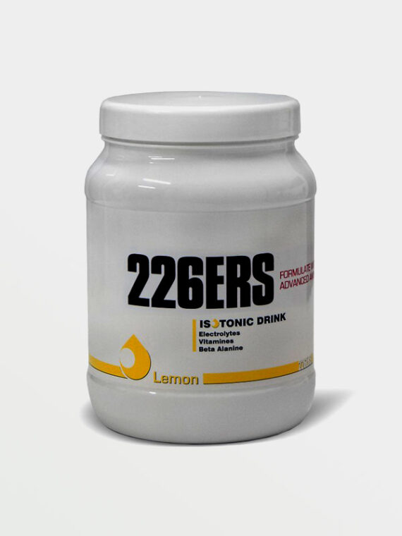 226ERS Isotonic Dring Lemon 500g