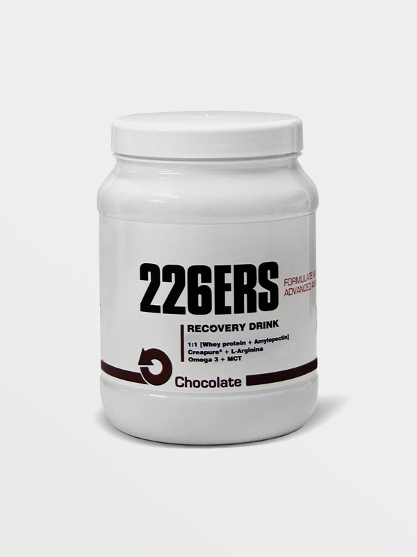 226ERS Recovery Dring Chocolate 500g