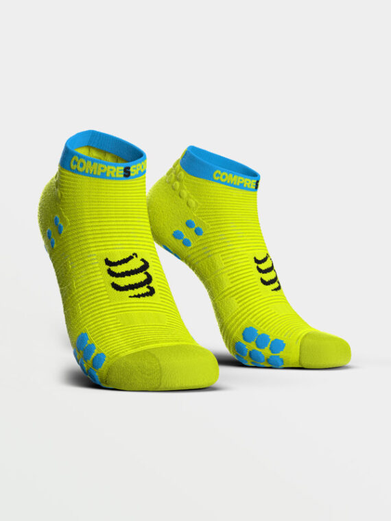 COMPRESSPORT ProRace V3 Low Run Fluo Yellow