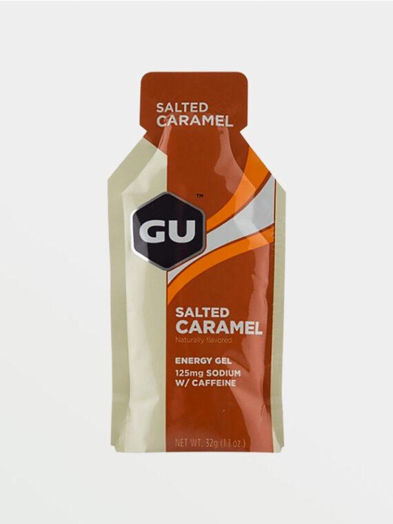 GU EnergyGel Salted Caramel