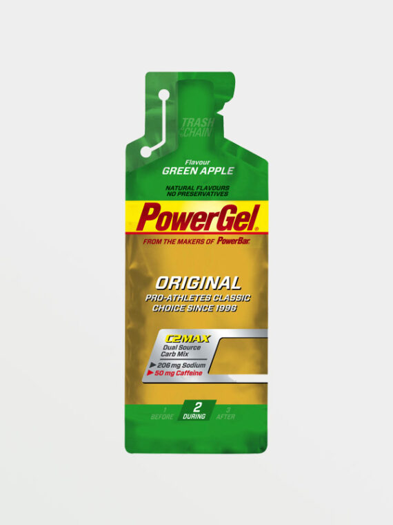 POWERBAR EnergyGel Green Apple