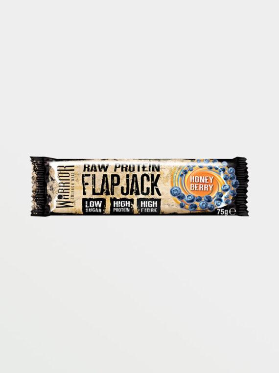 Warrior-Raw-Protein-Flapjack-Honeyberry1